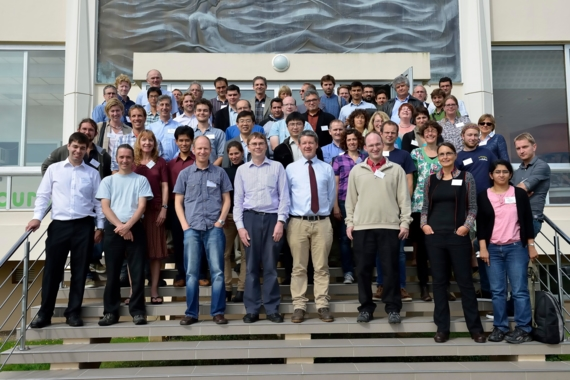 Air-sea Gas Flux Climatology Workshop